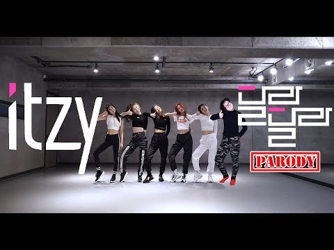 【KY】ITZY — DALLA DALLA(달라달라) DANCE COVER(Parody Ver.)