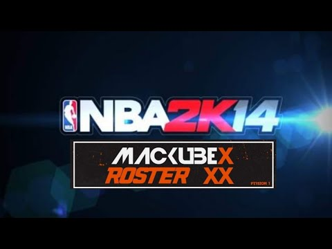 NBA2K14 (PC) UPDATE TO NBA 2K20 (Roster, Courts, Jerseys Etc.)
