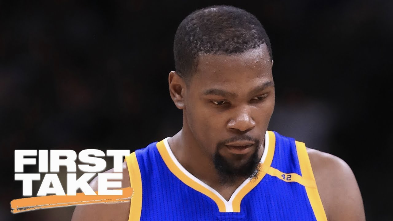 Would Kevin Durant Leaving Okc Be A Mistake If Warriors Lose Nba