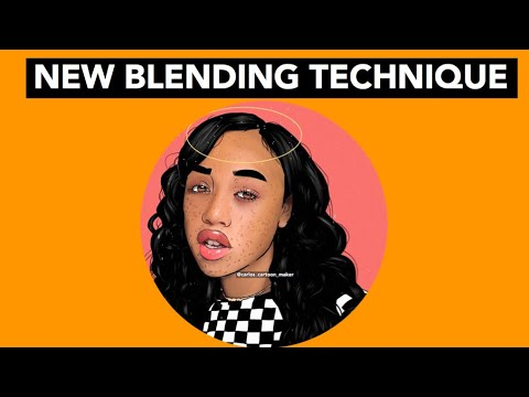 NEW BLENDING TECHNIQUE + STEPS + MORE ( * MUST WATCH *)