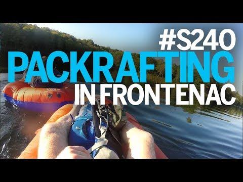S24O - Packrafting & hiking in Frontenac Park