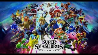 Super Smash Bros Ultimate 3.0 - Online Matches