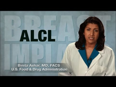 FDA Advises Women With Breast Implants About ALCL