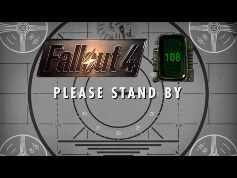 Fallout 4 Let's Play - Episode 108 - General Atomics Factory