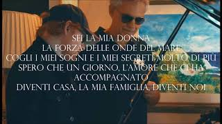 Ed Sheeran-Perfect Symphony ft Andrea Bocelli (Lyrics)