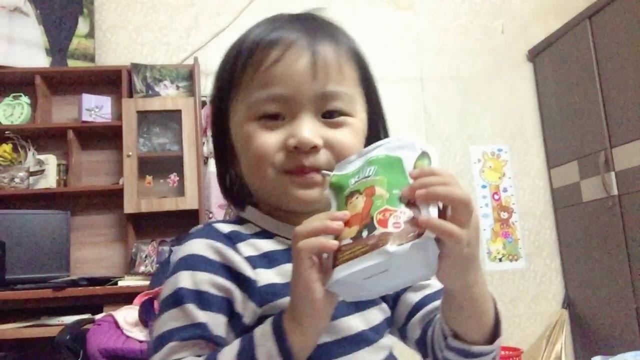 Kem thối trình làng clip Quảng cáo sữa Kun và Kẹo Hubba Bubba