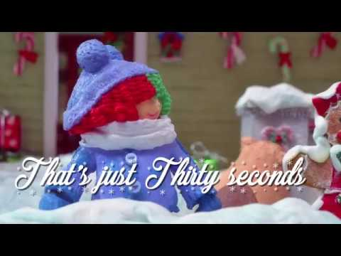 Making of Everyday is Christmas Claymation Trilogy
