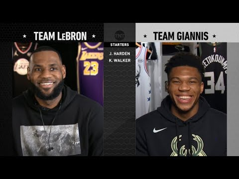 Team LeBron tops Team Giannis in emotional All-Star Game