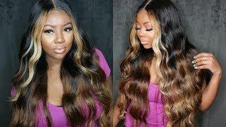 PERFECT Ombre Blonde Hair Tutorial | Beginner Friendly | Lemoda Hair