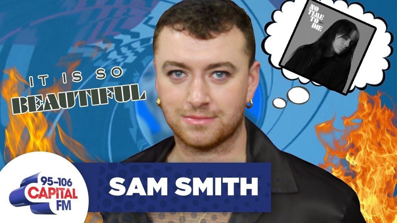 Sam Smith Reviews Billie Eilish's Bond Song, 'No Time To Die'