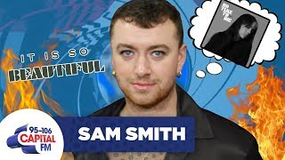 Download Mp3 Sam Smith Reviews Billie Eilish's Bond Song, 'no Time To Die' 🍸 | Fu