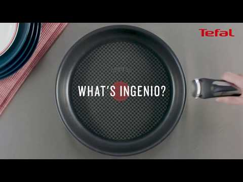What's Ingenio? | Tefal Ingenio Cookware Range