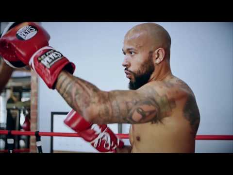 Train With Adrian | Boxing Session at Title Boxing Club in Cary North Carolina