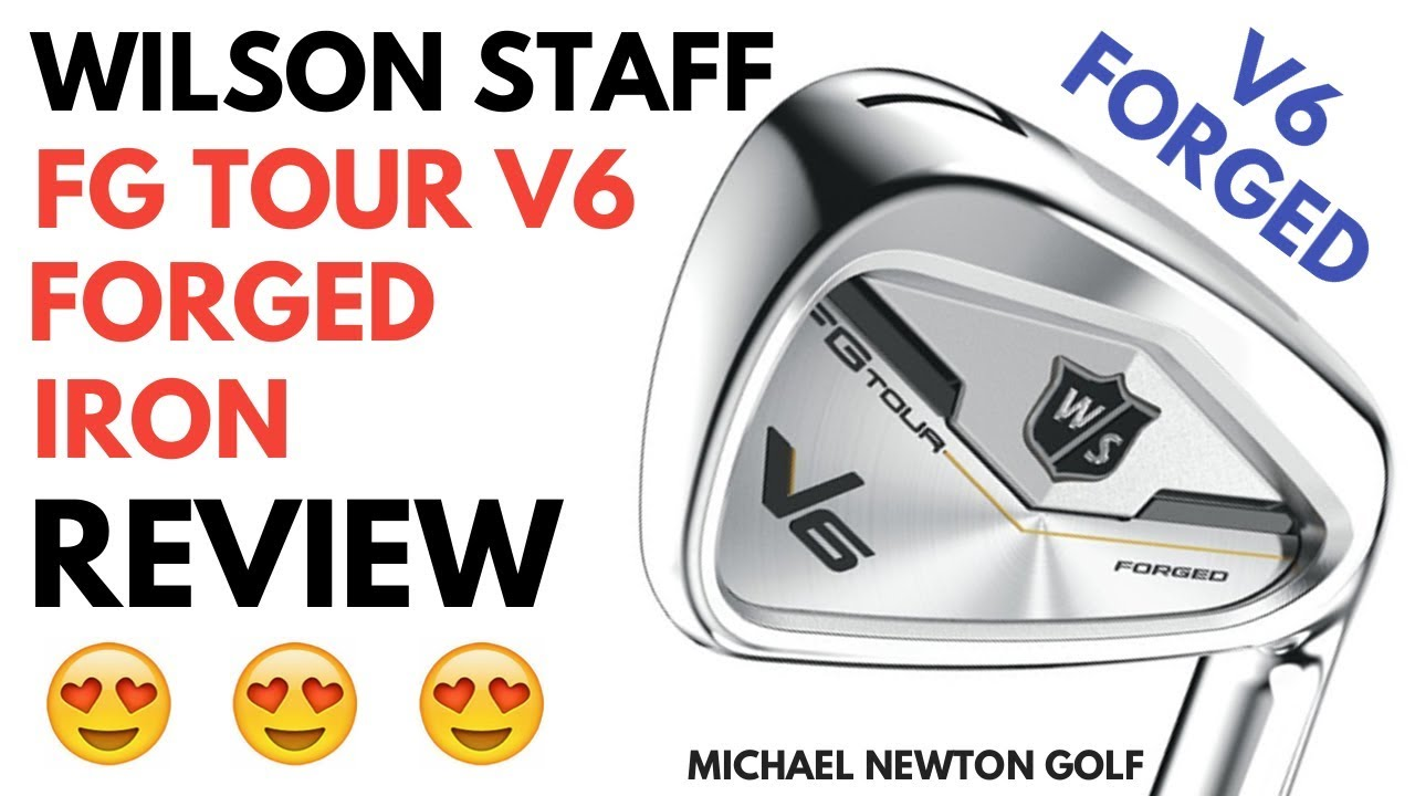 Wilson Staff Fg Tour Forged