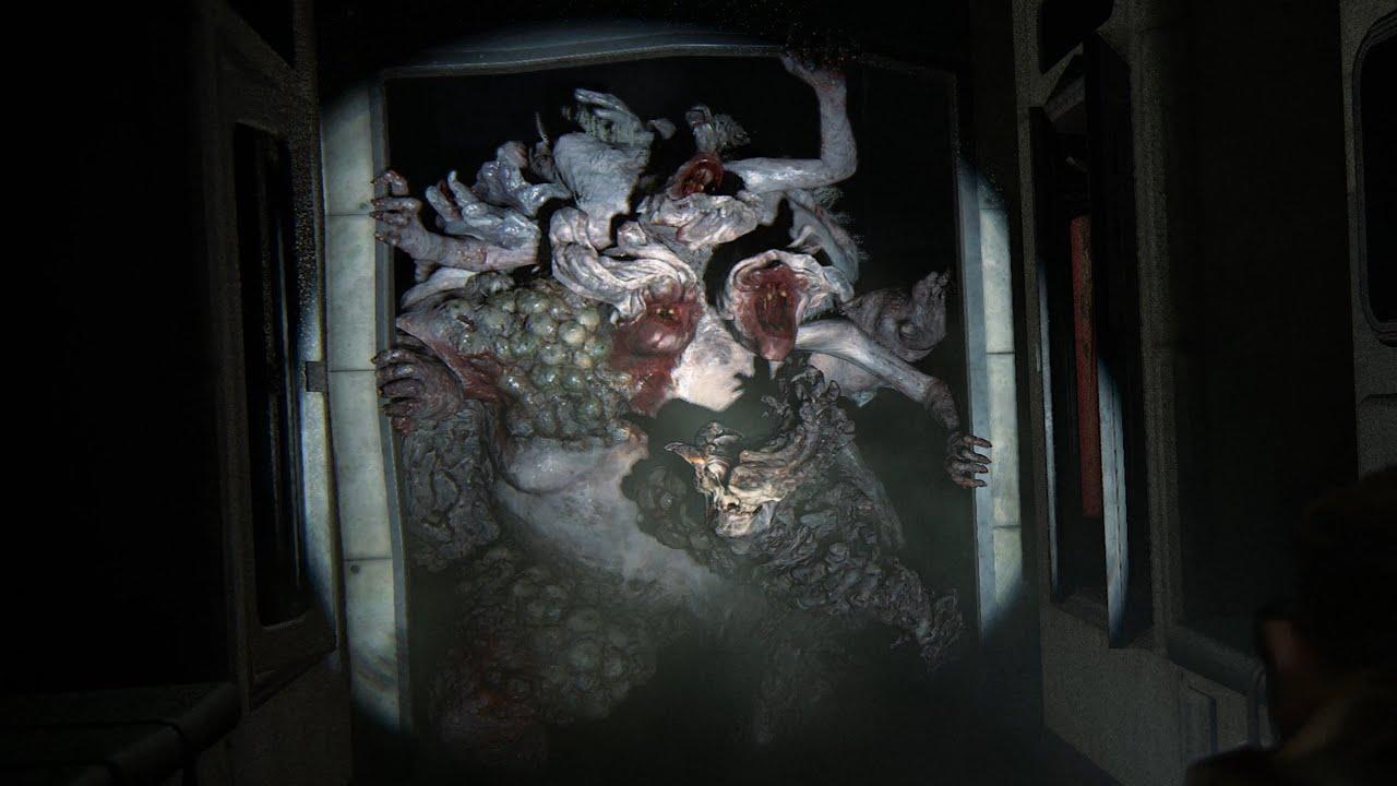 The Last of Us 2 - Rat King Boss Fight