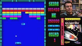 Memorias Spectrumeras 25 | ARKANOID (ZX Spectrum, Conversión del Arcade) | Análisis en Español