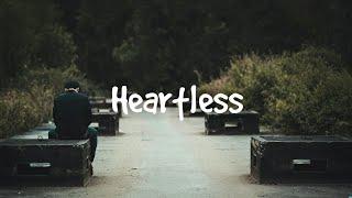 Adam Turley - Heartless (Lyric video) [Stripped]