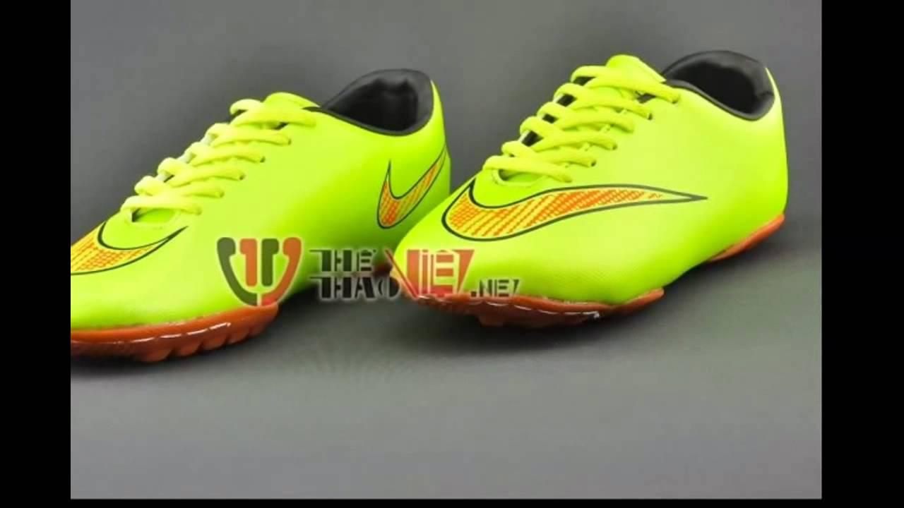 365349429139b Giày Đá Bóng Trẻ Em Nike Mercurial Xanh Lá 2015. ThểThao Việt