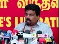 President committed wrong by keeping Mahendran as CB governor - JVP