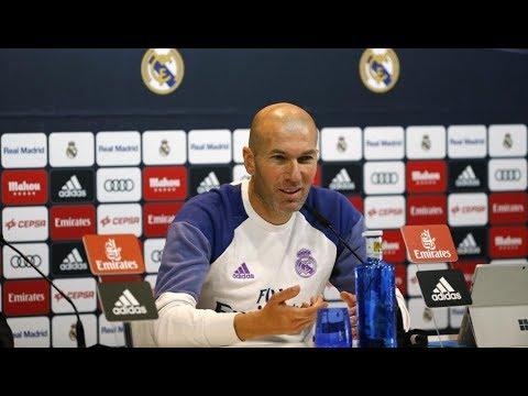 Rueda de prensa Zidane en directo · Celta 2-2 Real Madrid post partido