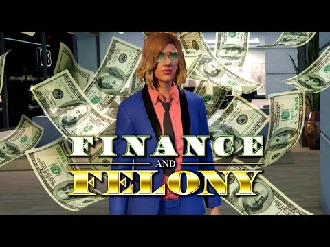 NEW GTA 5 ONLINE Finance & Felony DLC! New Vehicles, $6M Office + MORE! (GTA 5 Update)