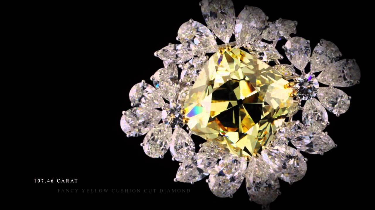 royalstar_The Royal Star of Paris - Rare Diamond Brooch Unveiled - YouTube
