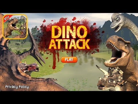 Dinosaur Simulator: Tyrannosaurus Special - Android Gameplay |Newbie Gaming