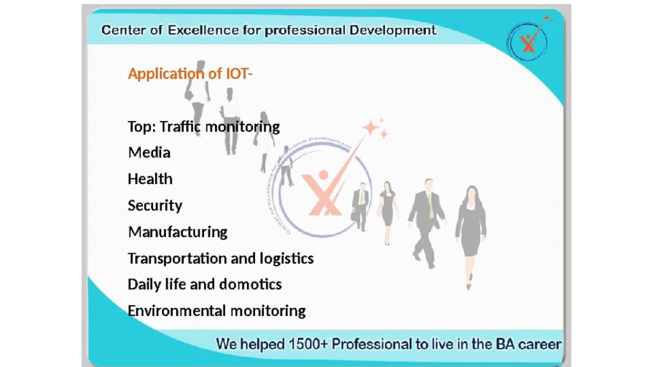 IoT Classroom Training in Hyderabad