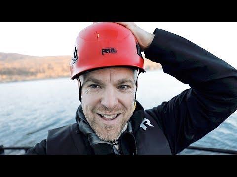 Häng med till laxodling i Norge