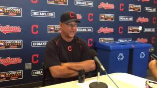 Terry Francona on Marlon Byrd