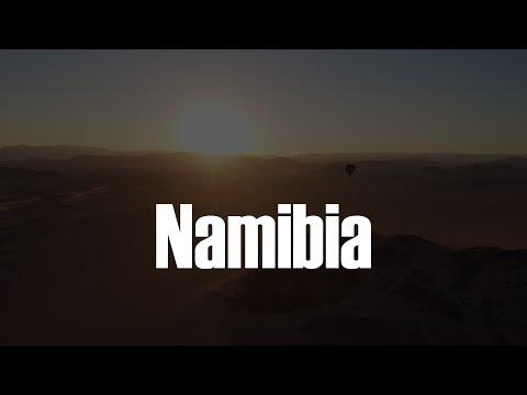 Balloon Riding in Namibia // Travel Diaries