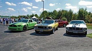 Парад американських машин США