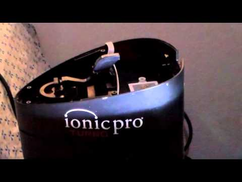 Ionic Pro Turbo Taken Apart!! Part 1/2