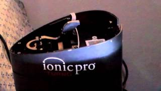 Ionic Pro Turbo Taken Apart!! Part 1/2