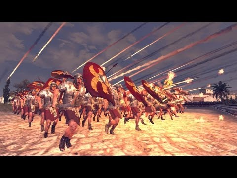 Rome 2 TW Battle For Athens |