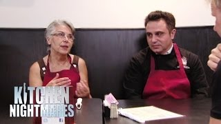 Mother Loses $800,000 Supporting Son's Restaurant - Kitchen Nightmares