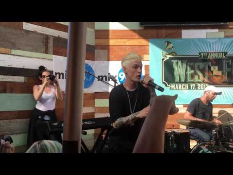 Aaron Carter - I want candy sxsw 2017
