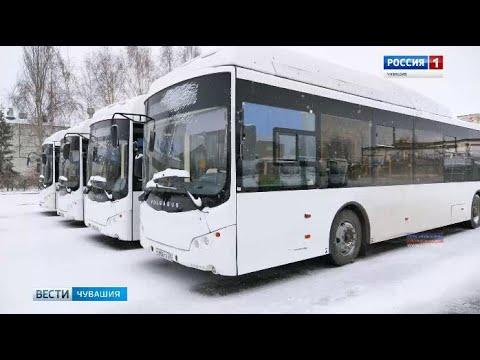 На 35-м маршруте в Чебоксарах будет работать новый перевозчик