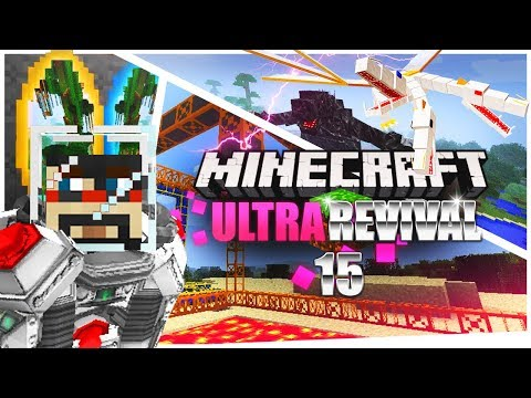 Minecraft: Ultra Modded Revival Ep. 15 - DIMENSION OF DOOM