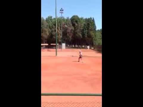 Tennis boy 13 Andreja Petrovic,Norway