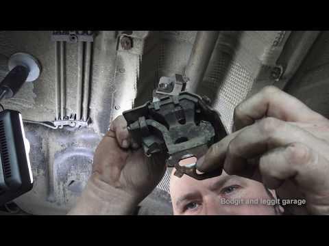 Renault Laguna exhaust rubber mount Bodgit And Leggit Garage