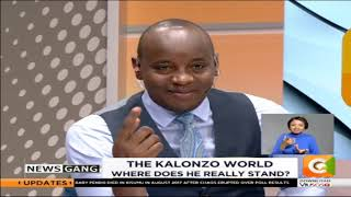 NEWS GANG   Where does Kalonzo Musyoka stand in the 2022 succession politics?