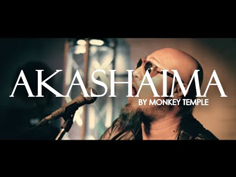 Monkey Temple - Akashaima Cover - Nepali Band (Official Music Video HD quality )