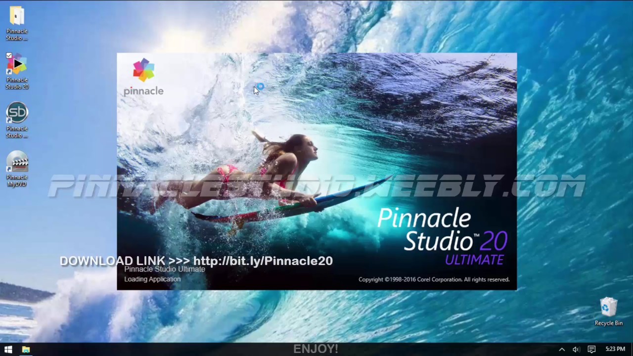 pinnacle studio 20 patch download