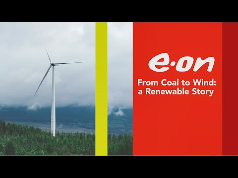 From Coal To Wind: A Renewable Energy Story