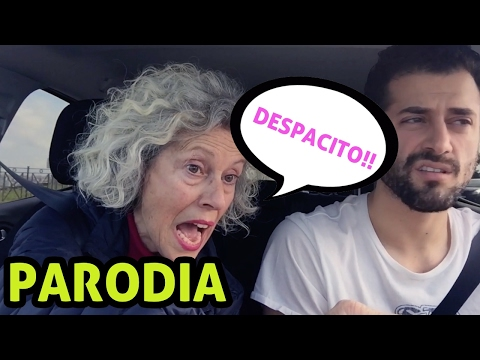 DESPACITO (Parodia de mi madre)
