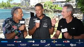 2019 Breakfast with Bob from Kona: Dave Scott and Mark Allen
