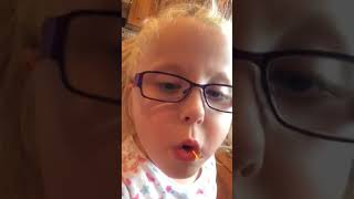 Sophie mae finch funny things in the kitchen