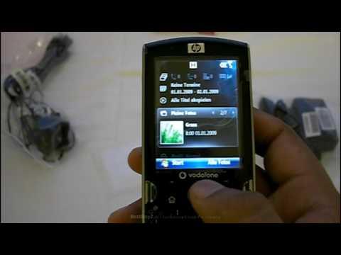 (HD) HP iPAQ Voice Messenger | Videoblog von BestBoyZ.de