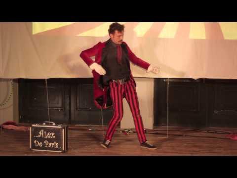 The Silent Comedian | Vaudeville Revue 2015
